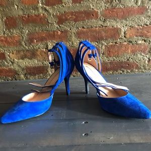 Marais USA Shoes - Marais Fille Pump in Blue